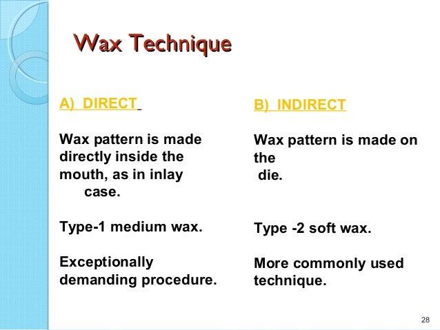Lost wax casting process ppt