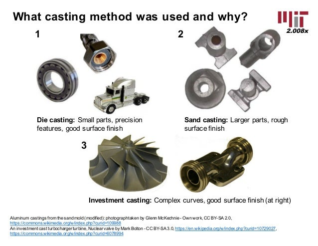 mit casting lecture Slides accompanying 2008x video module on casting, prof john hart, mit, 2016 fundamentals of manufacturing processes on edx:.