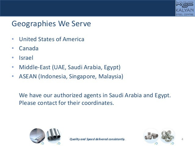 Geographies We Serve • United States of America • Canada • Israel • Middle-East (UAE, Saudi Arabia, Egypt) • ASEAN (Indone...