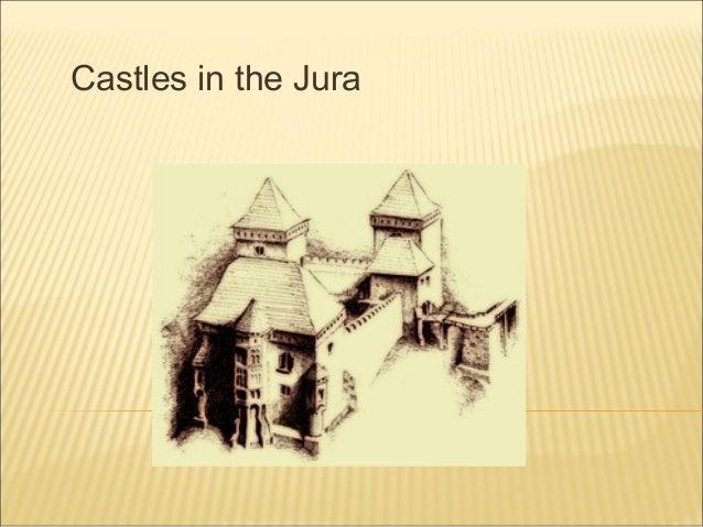 Castles in the Jura