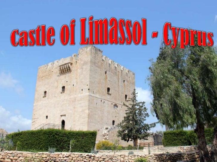Castle of Limassol - Cyprus<br />