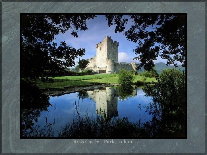 Ross Castle, -Park, Ireland