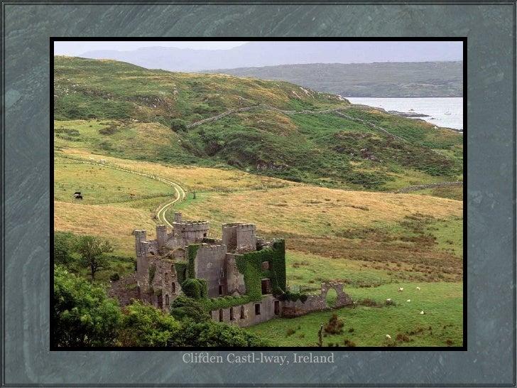 Clifden Castl-lway, Ireland
