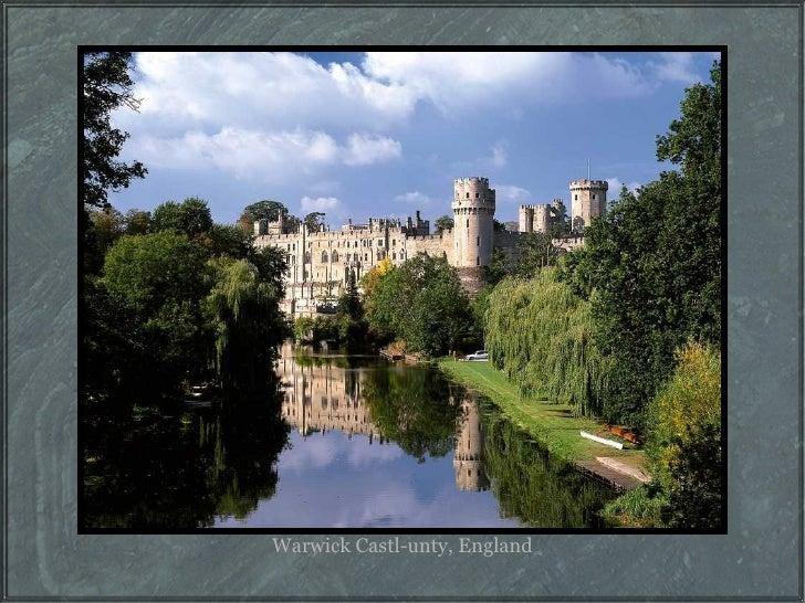Warwick Castl-unty, England