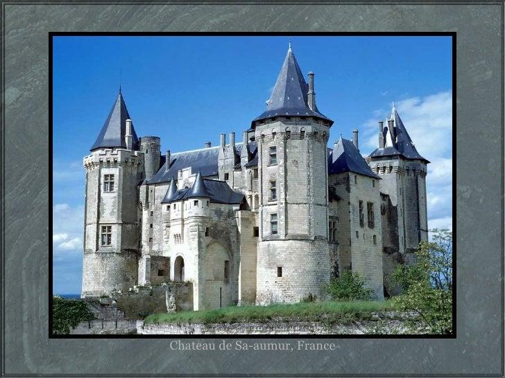 Chateau de Sa-aumur, France