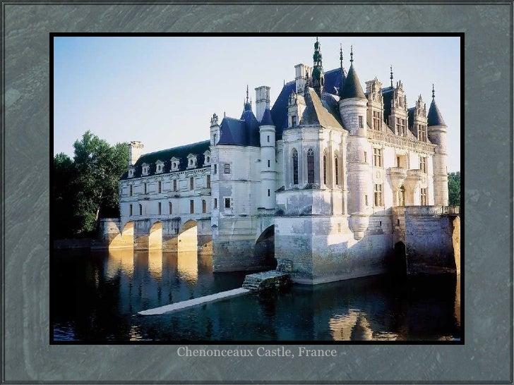 Chenonceaux Castle, France