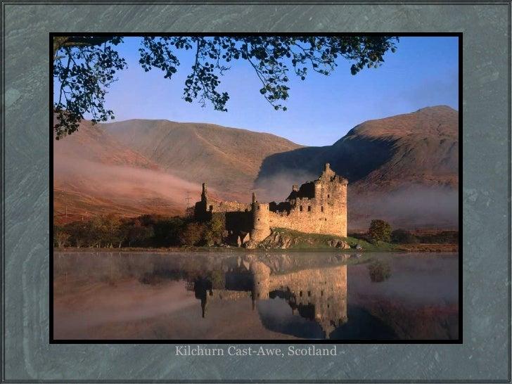 Kilchurn Cast-Awe, Scotland
