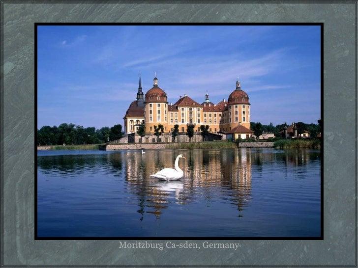 Moritzburg Ca-sden, Germany