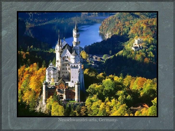 Neuschwanstei-aria, Germany