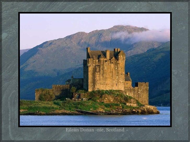Eilean Donan -nie, Scotland