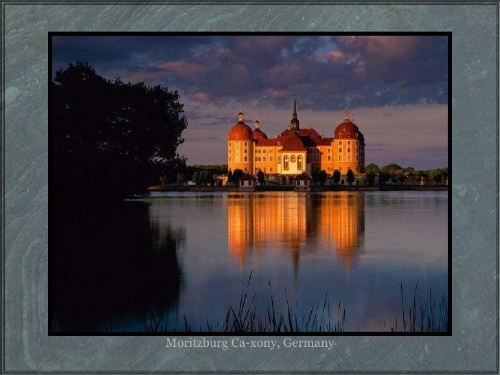 Moritzburg Ca-xony, Germany