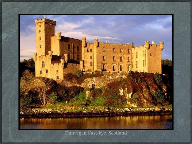 Dunvegan Cast-kye, Scotland