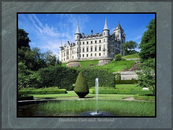 Dunrobin Cast-and, Scotland