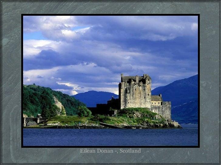 Eilean Donan -, Scotland