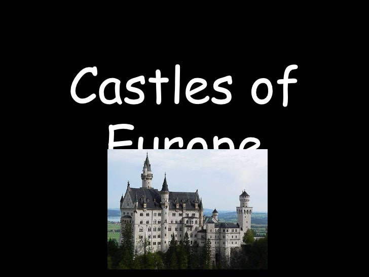Castles of  Europe