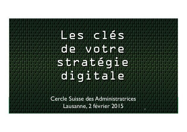 Ambassadrice digitale