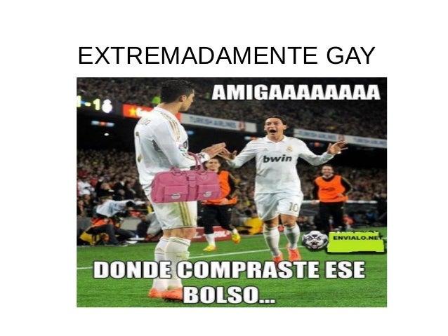 EXTREMADAMENTE GAY
