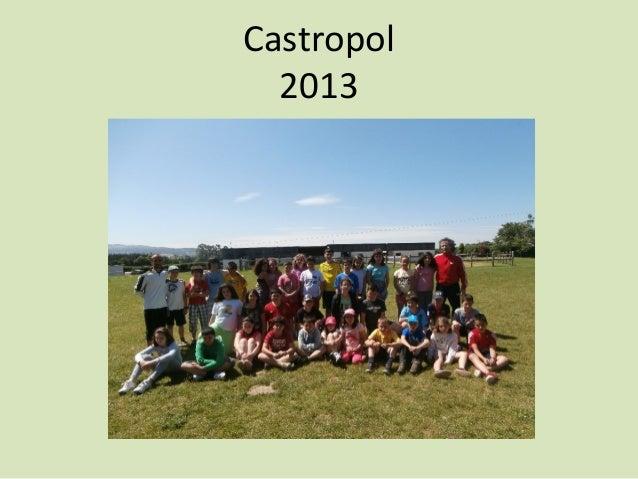 Castropol2013