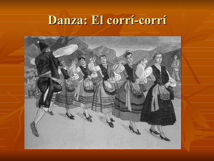 Danza: El corrí-corrí