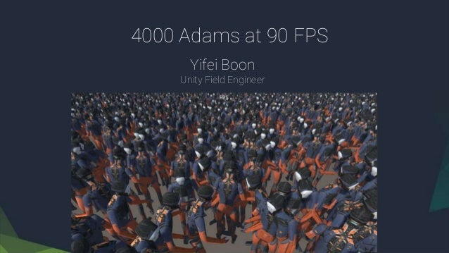 4,000 Adams at 90 Frames Per Second | Yi Fei Boon