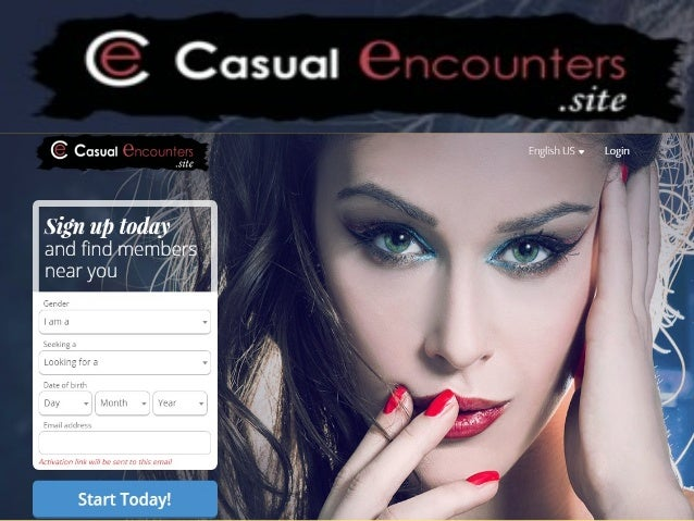 Websites für casual dating