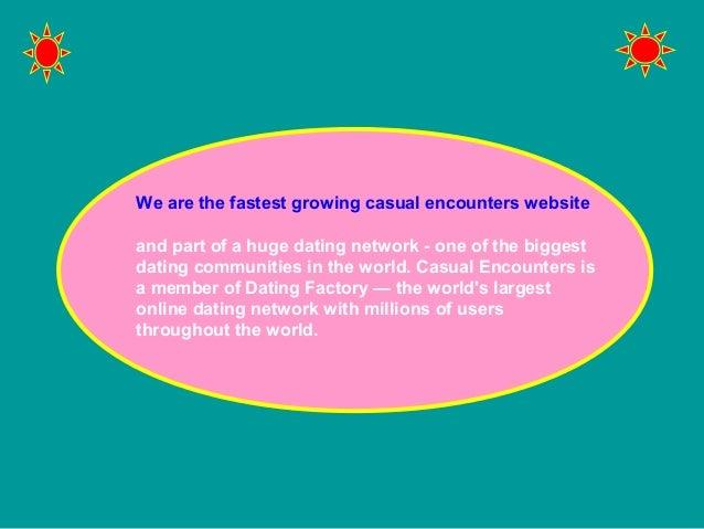 Best casual encounter website