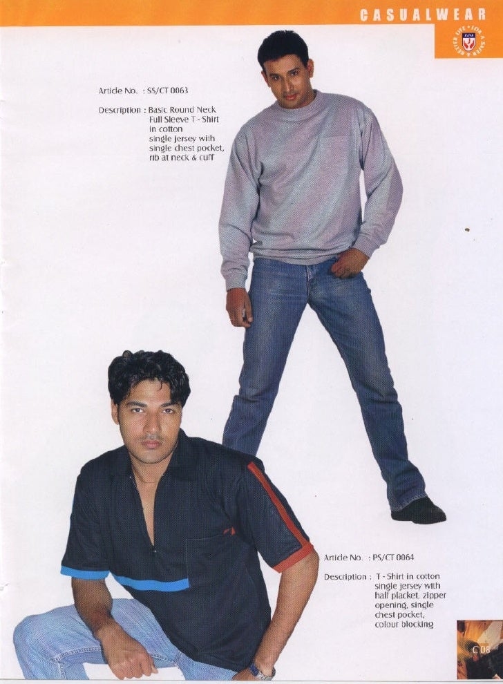 Casualwear
