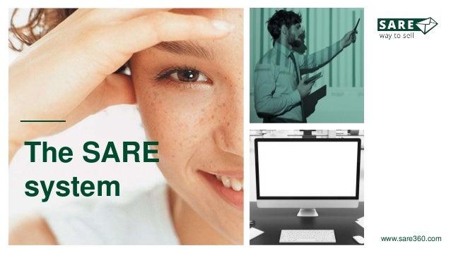 The SARE system www.sare360.com