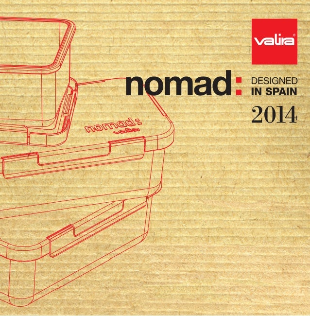 CONTAINERS CONTENEDORES  4-6  ACCESSORIES COMPLEMENTOS  7  NOMAD NOMAD  8 - 23  THERMAL PRODUCTS TÉRMICOS...