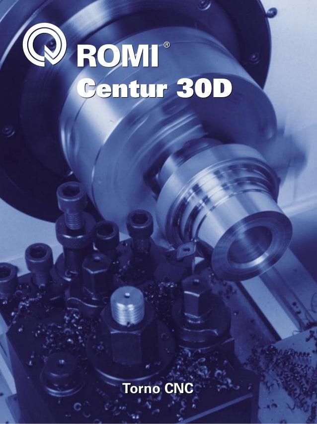 Centur 30D  Torno CNC
