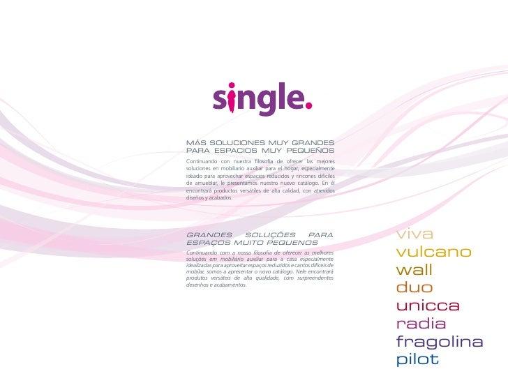 Catalogo Single2_esp/por Slide 2