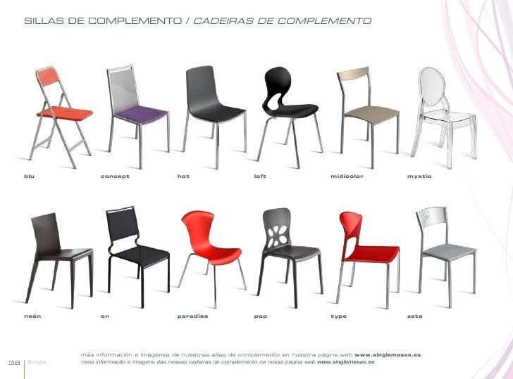 SILLAS DE COMPLEMENTO / CADEIRAS DE COMPLEMENTO     blu            concept                   hot                       lof...