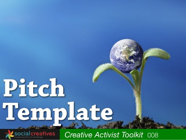 CAT008a: Pitch Template - Keynote