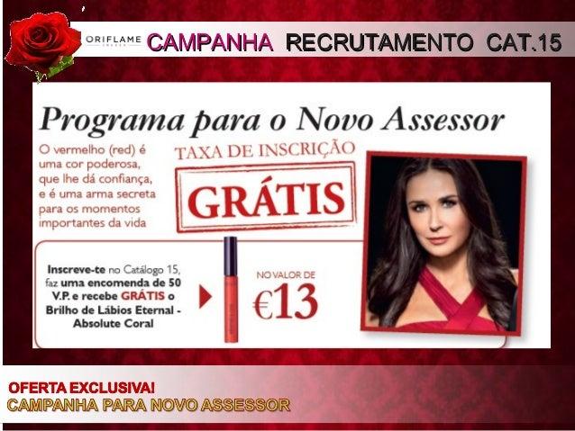 CAMPANHA RECRUTAMENTO CAT.15