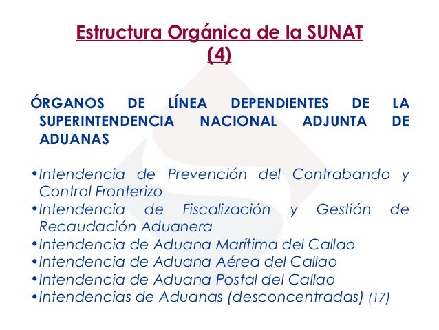 El sistema tributario peruano for Oficina nacional de gestion tributaria