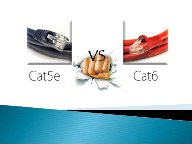 Cat5e vs cat6 for Cat5e vs cat6