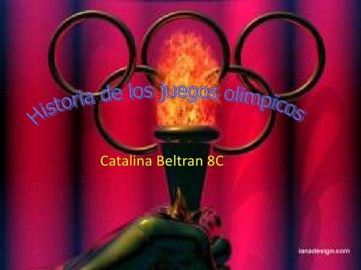 Catalina Beltran 8C
