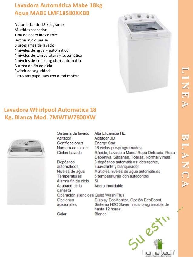 Catalogo Hometech 2014