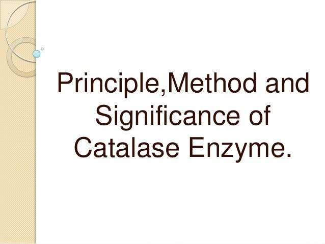 catalase enzyme assay protocol Assay guided comparison for enzymatic and non-enzymatic antioxidant activities with special reference to medicinal plants, antioxidant enzyme mohammed amr el-missiry.