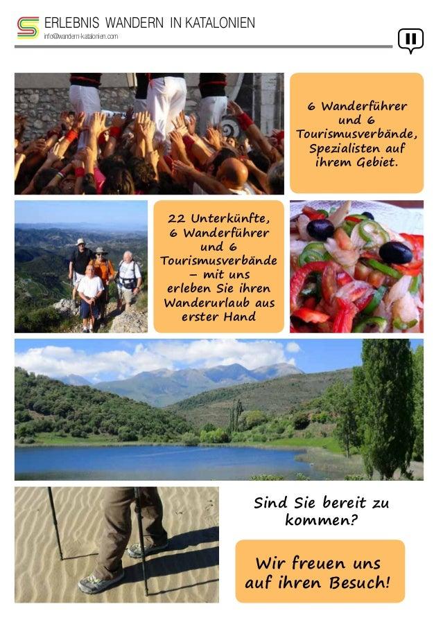Erlebnis Wandern in Katalonien  2012 Slide 3
