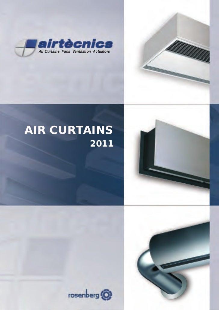 Air Curtain Airtecnics Air Curtains