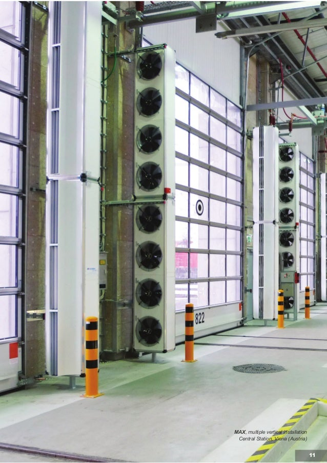 Industrial Air Doors : Industrial air curtains catalogue