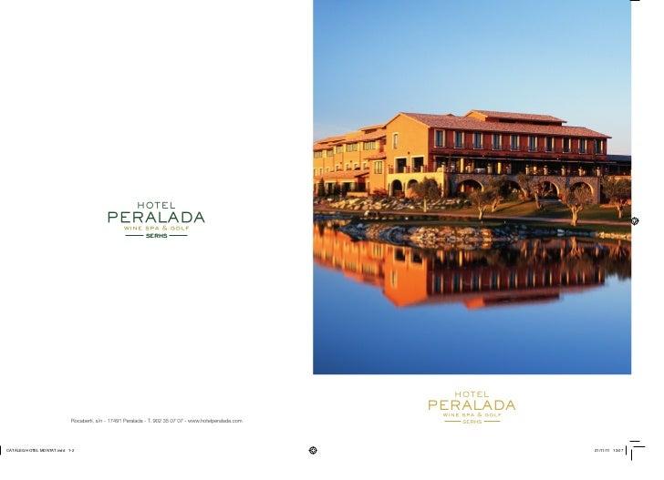 SERHSCATALEG HOTEL MONTAT.indd 1-2           21/11/11 13:07