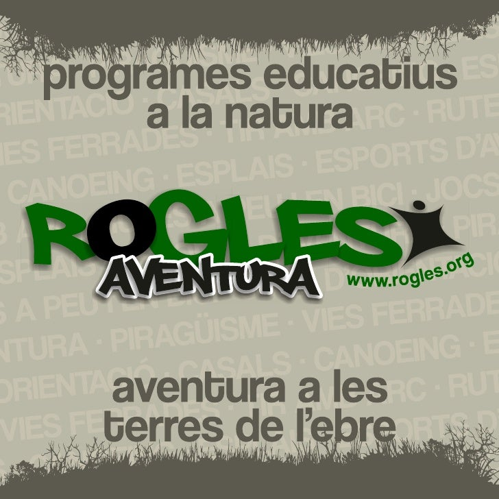 Activitats educatives. Programa.