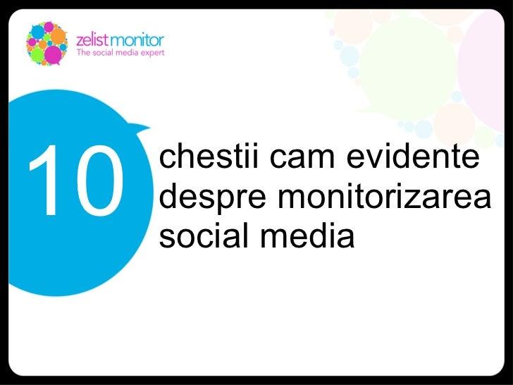 10   chestii cam evidente     despre monitorizarea     social media