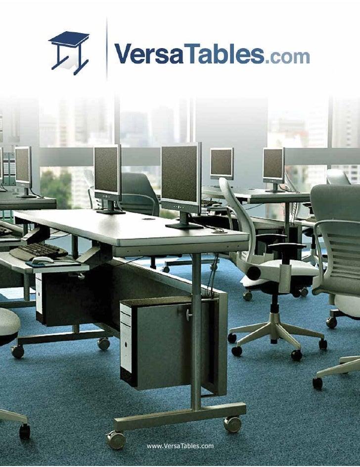 www.VersaTables.com