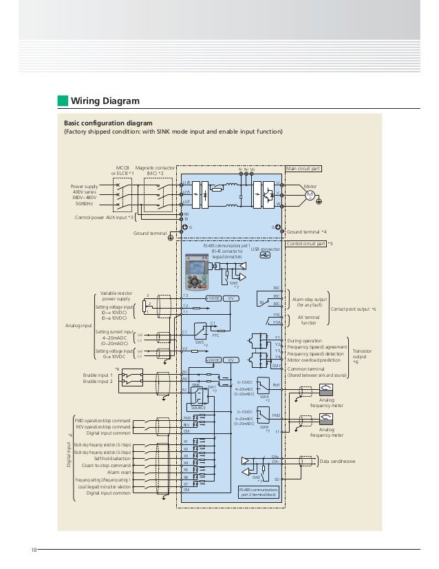 Stupendous Catalog Bien Tan Frenic Hvac Fuji Electric Wiring 101 Ariotwise Assnl