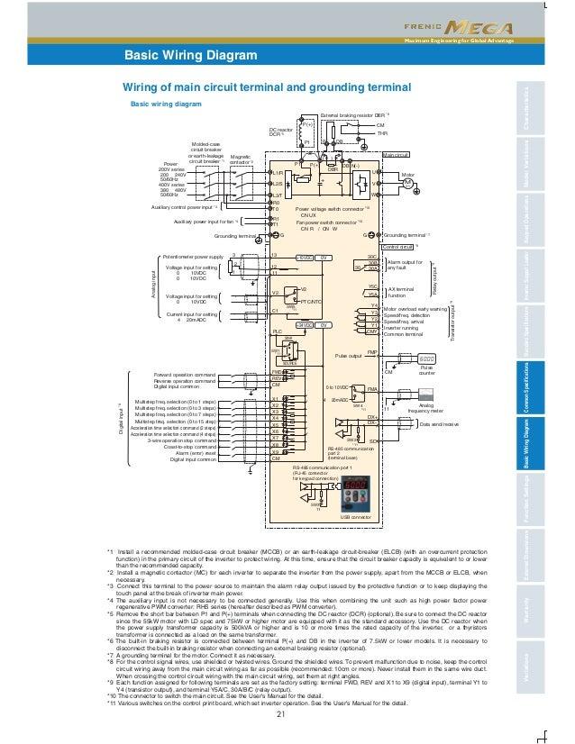 Aamidis Blogspot Com  Wiring Diagram Inverter Fuji