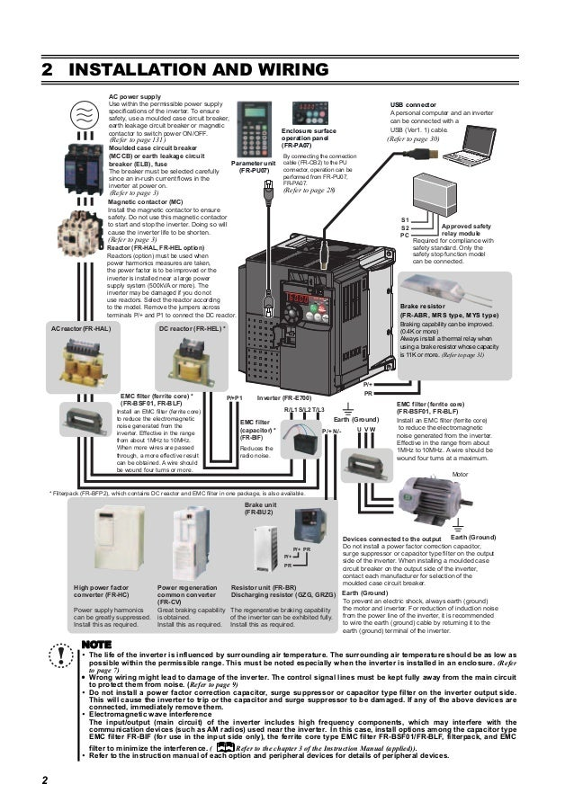 catalog inverter fr e700 instruction manual basic mitsubishi beetec