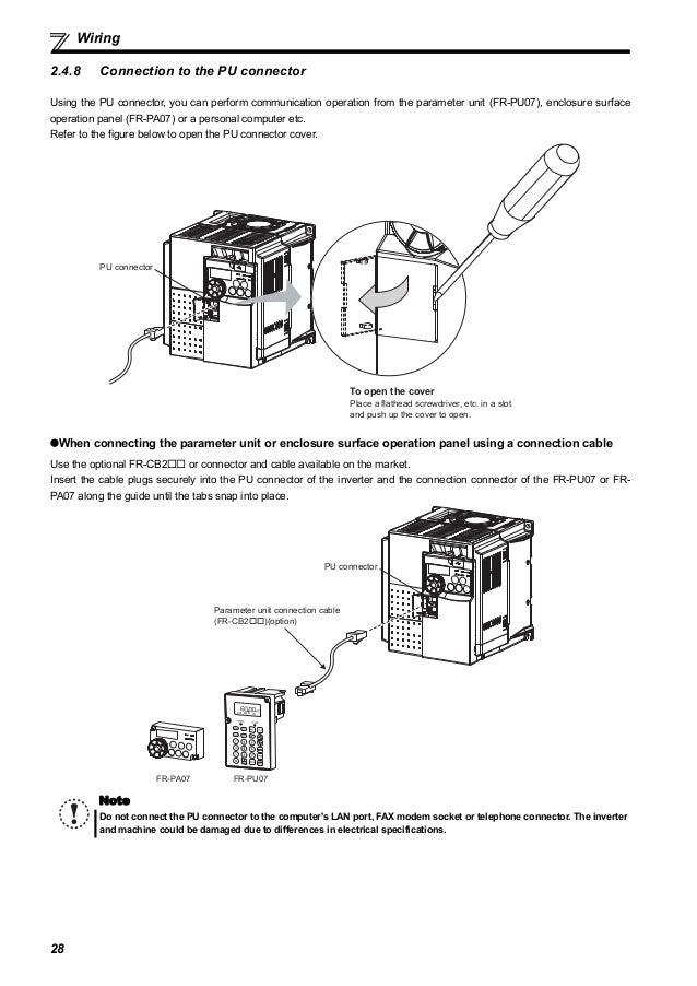 mitsubishi hyper inverter instruction manual
